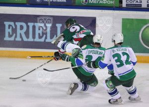 KHL Season 2010/11 play-off